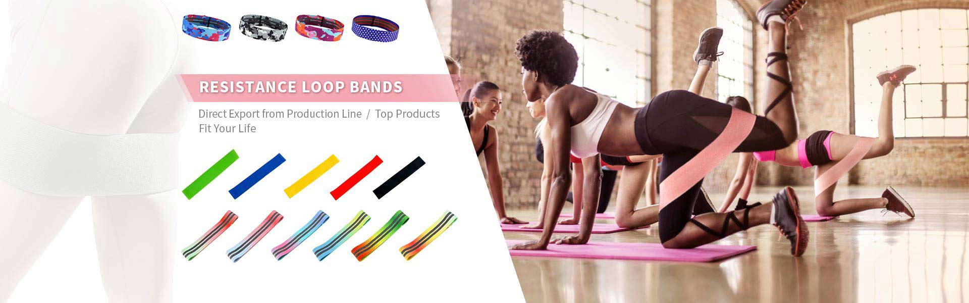 FITOP Resistance band