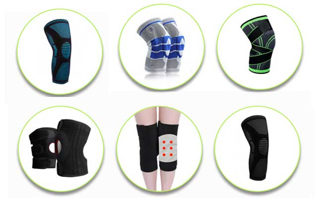 Classification Of Knee Pads