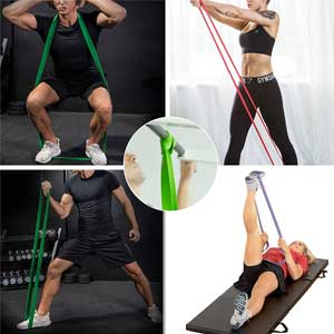 Stretching Resistance Band