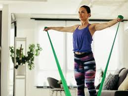 Resistance Bands For Strength Training