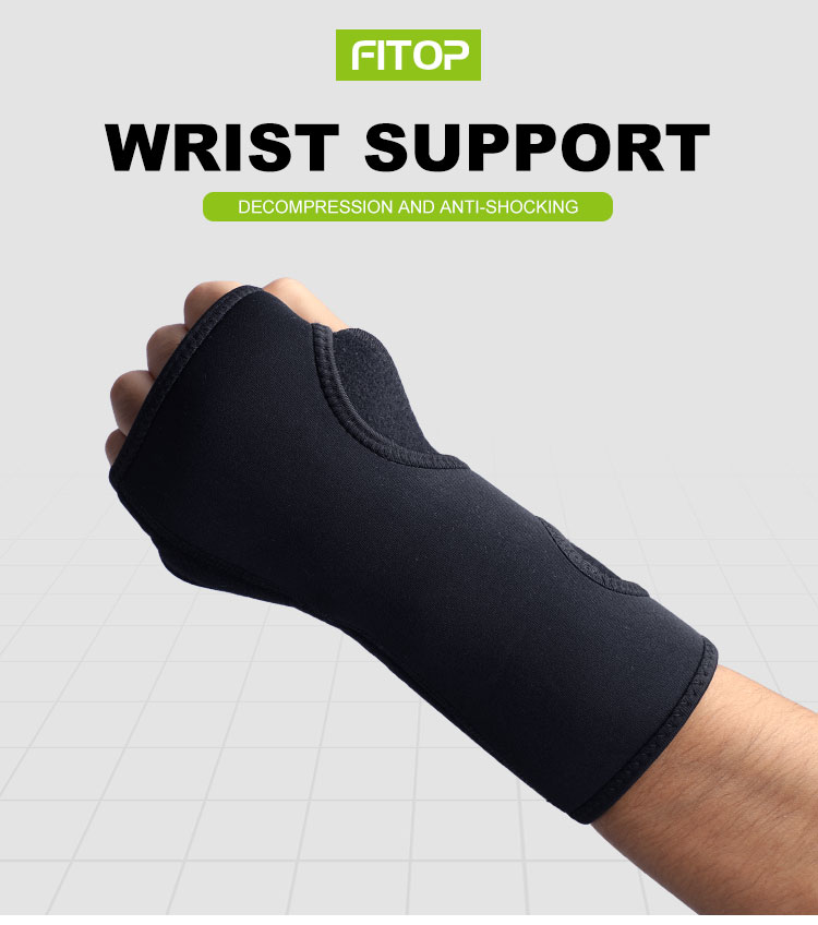 Custom Wrist Splint