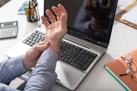 Tennis Elbow While Typing