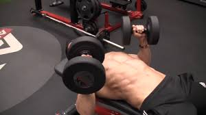 How To Dumbbell Bench Press