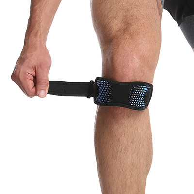 Adjustable Neoprene Knee Patella Cushioning Band