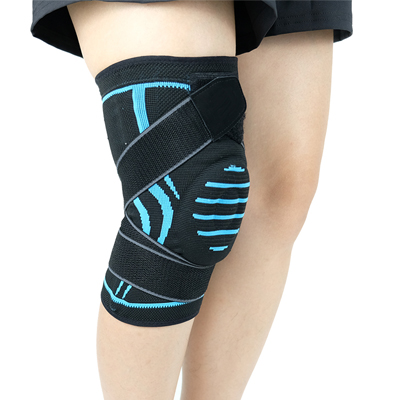 Adjustable Knee Support Band Strap Brace Pad