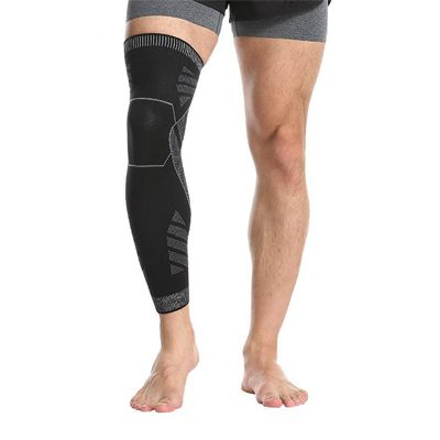 full leg and knee supports brace