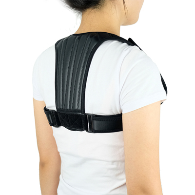 back and shoulder posture corrector brace
