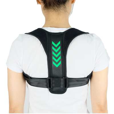 back shoulders strap posture corrector belt