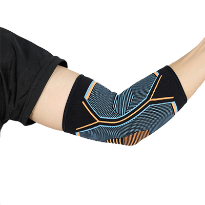 fitness compress elbow brace