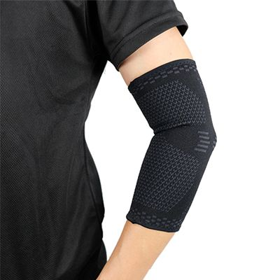 elbow brace compression support sleeve