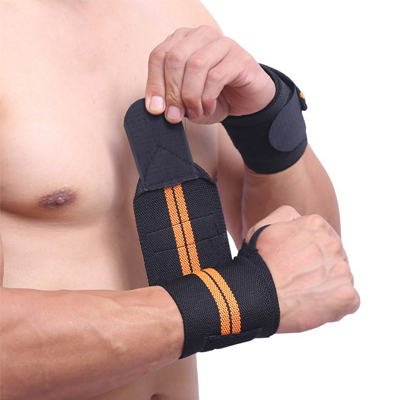 weight lifting wrist wraps support