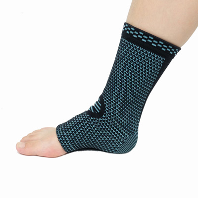elastic compression ankle brace