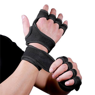 Training Gloves with Wrist Support