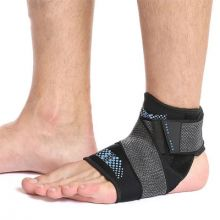 New Ankle Wrap Sports Foot Brace Support For Sprain