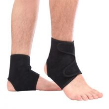 Waterproof Black Ankle Brace Volleyball Sport Ankle Support