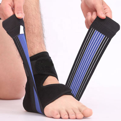 Breathable Ankle Support Wrap