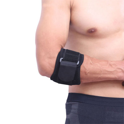 Adjustable Tennis Strap Elbow Brace