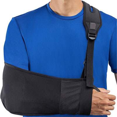 Arm Sling with Split Strap
