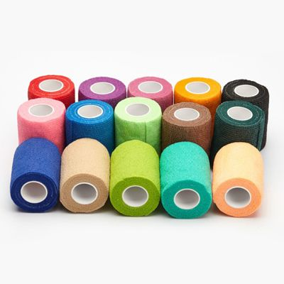 Elastic Kinesiology Therapeutic Athletic Tape