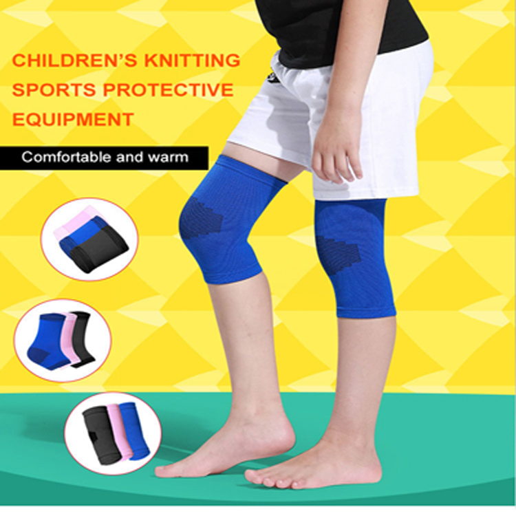 Children's kitting sports protective equipment