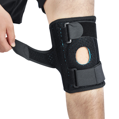 Stabilizer knee pads