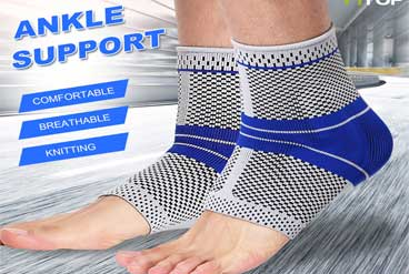 Types Of Ankle Braces