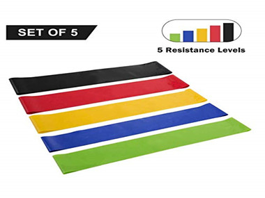 What Do Colors Of Exercise Bands Mean