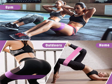 Latex Vs Fabric Resistance Bands