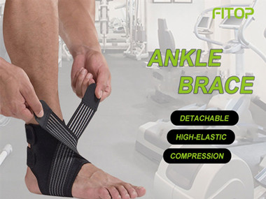 How Long Should I Wear An Ankle Brace After A Sprain
