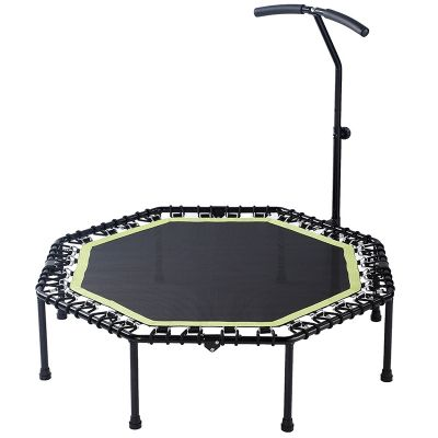 Octagon Trampoline With T-Handle
