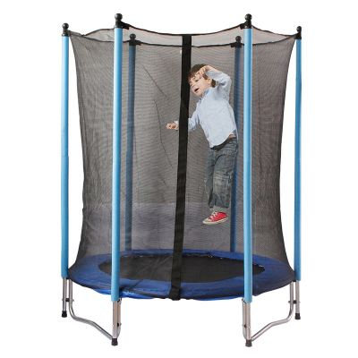 Trampoline with Protecting Net For Children