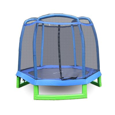 Toddler Trampoline with Protective Net